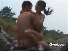 free Beach asian sex
