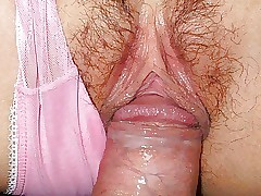 up close asian pussy
